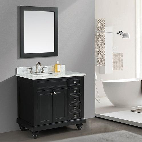 """36"""" Bathroom Vanity 9023 36 02"""