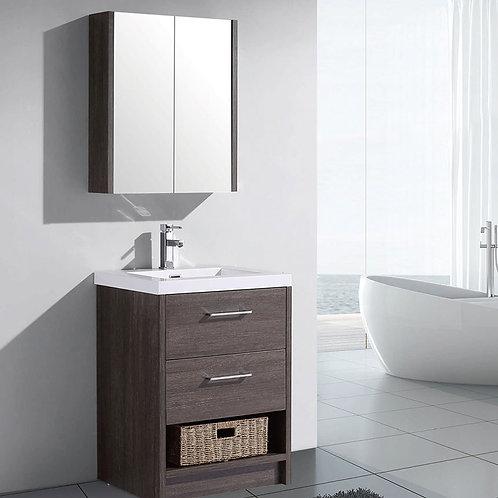 """24"""" Bath Vanities 9002 24 05"""