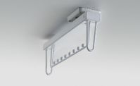 Steel shoe shelf (WS4126S.060)