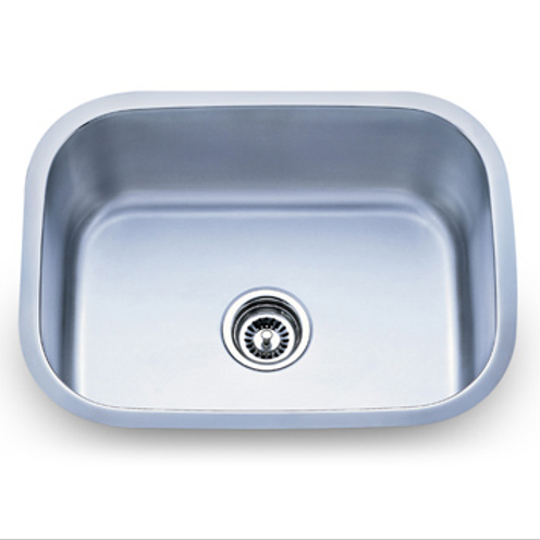 Undermount Single Bowl Sink 6001-2317/6001-2317T