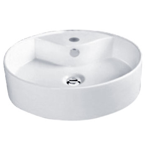Sinks Topmount Ceramic Lavatory 014 01B