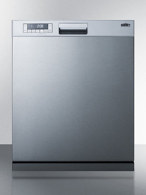"24"" Wide Built-In Dishwasher, ADA Compliant"