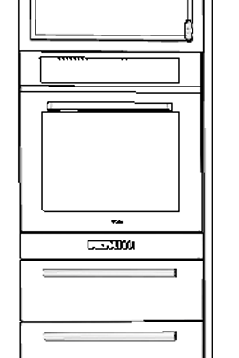 OVEN PANTRY CABINETS