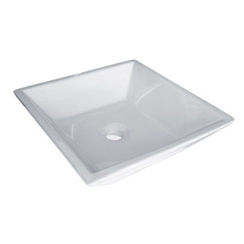 Topmount Bathroom Ceramic Basin 000 1616B