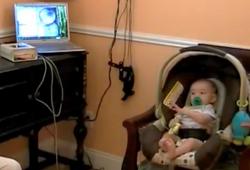 IMAET treatment of baby