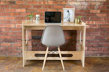 Benchly Slotted Desk