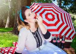 pinup photography canberra makeover