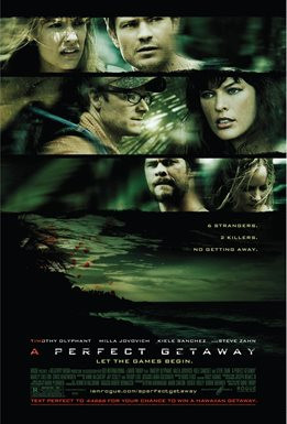 A Perfect Getaway Movie