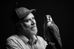 Owner and Lanner Flacon B&W