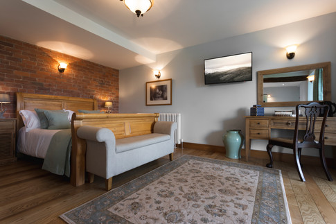 Lyth Valley Country House Bedrrom Interior