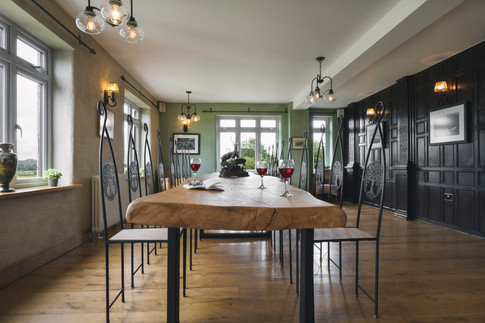 Lyth Valley Country House Dinning Room Interior