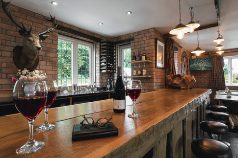 Lyth Valley Country House Bar Interior