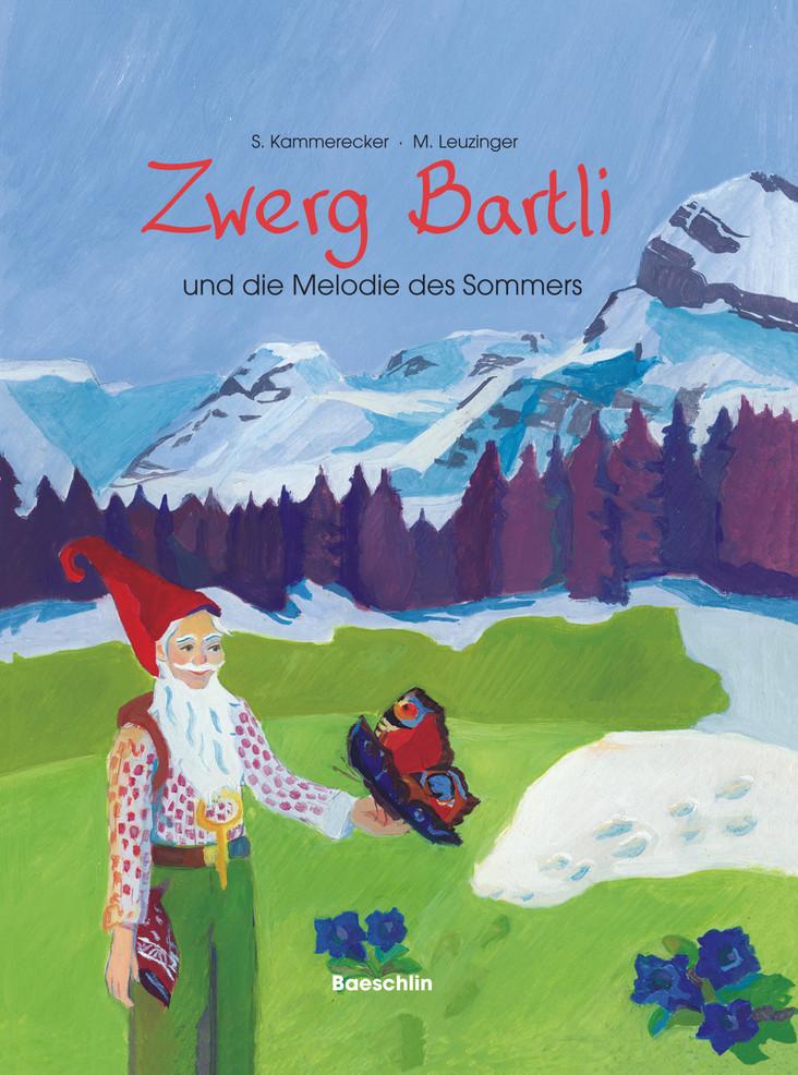Kinderbuch: Zwerg Bartli