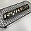 Thumbnail: grille ryker petite alvéoles avec écriture ryker et plexiglass couleur