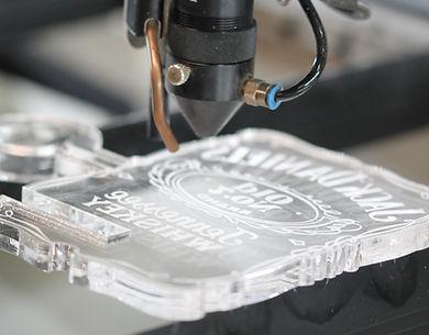 Découpe plexiglass 100 laser laserlux