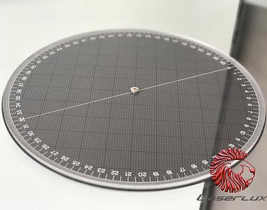 decoupe et gravure laser projet militair