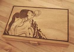 laserlux découpe gravure sur bois