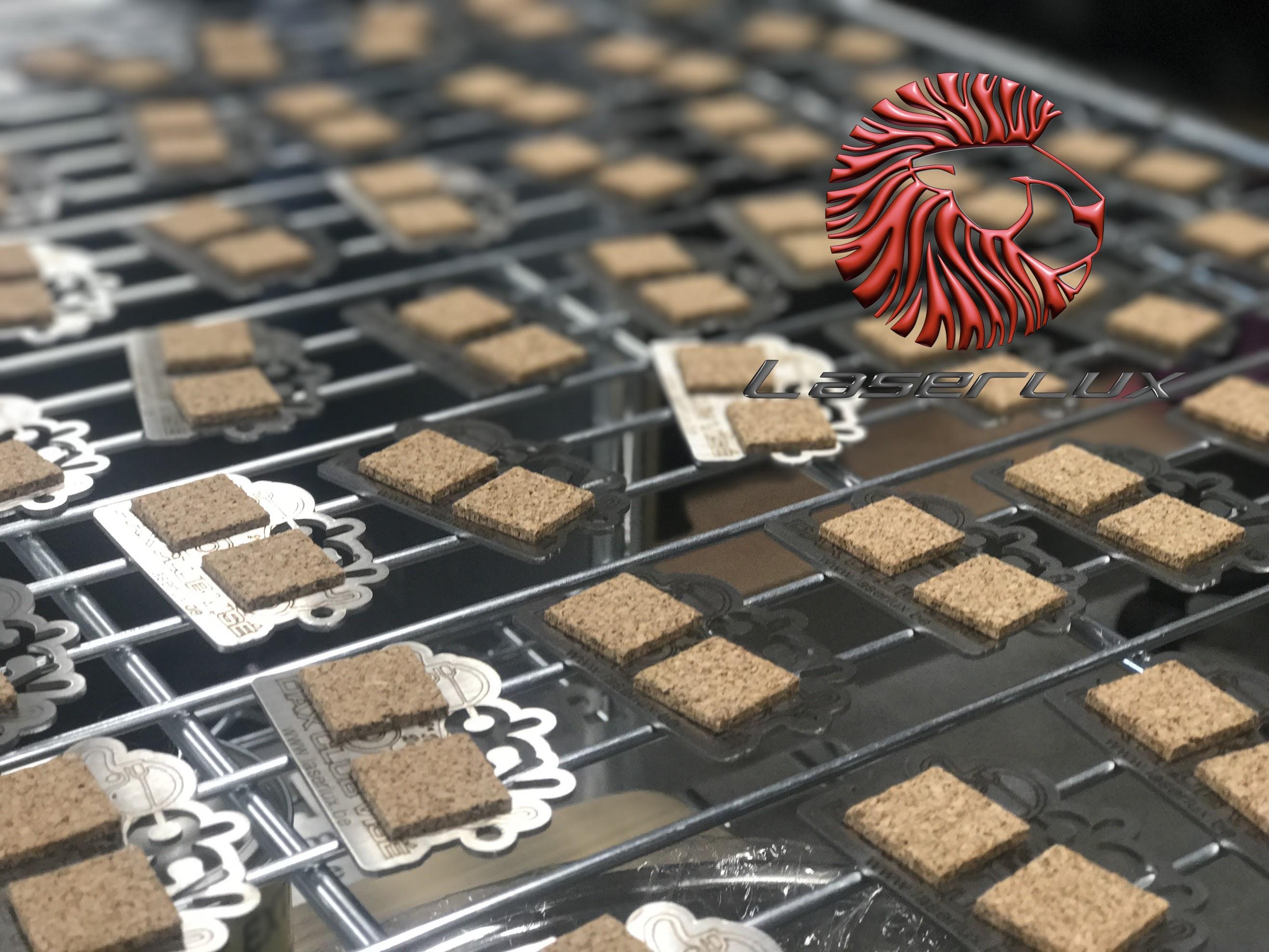 fabrication porte cle par laserlux
