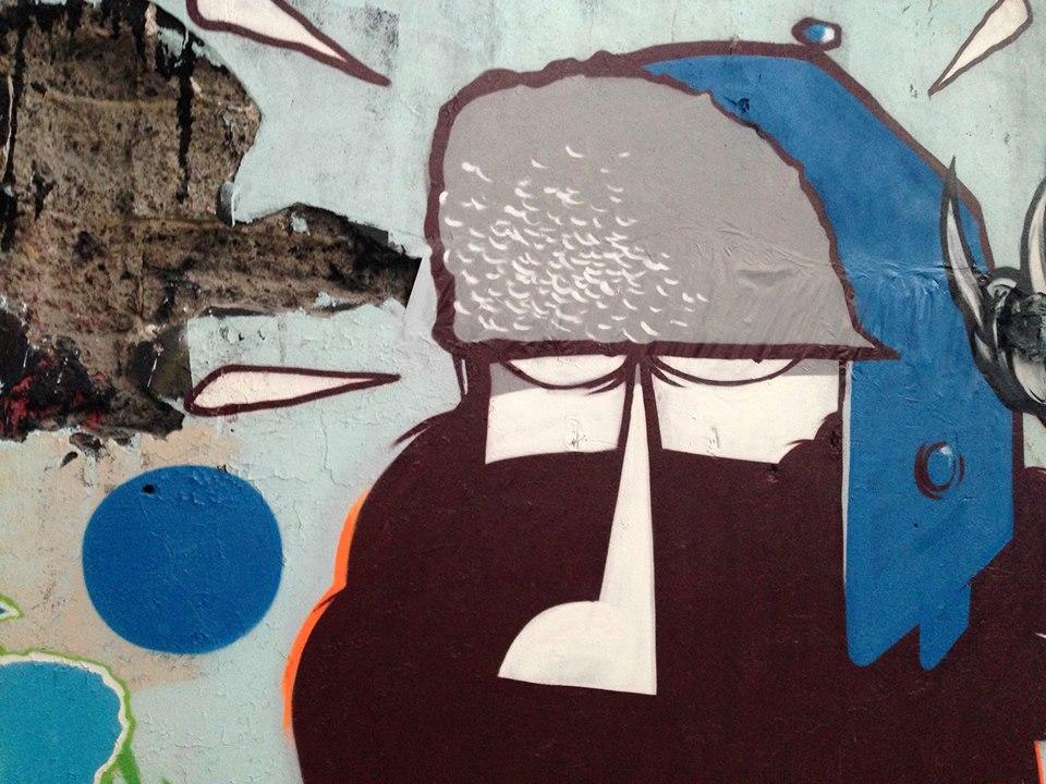 fresque Ondeone