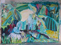 Natacha Guiller peinture 2