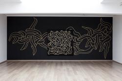Kool Koor fresque labyrinthe