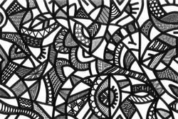 Sifat forme noir blanc