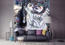 emilie teillaud fresque