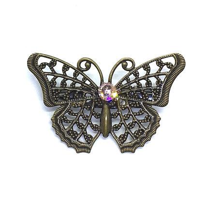 Brooch Butterfly 3