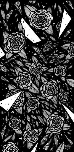 Moyoshi rose noir