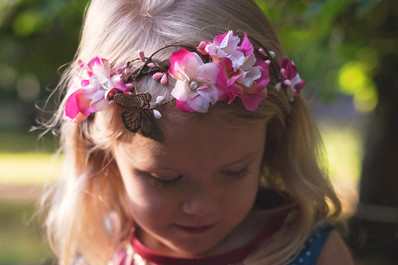 Fairytailor Blomsterkrans
