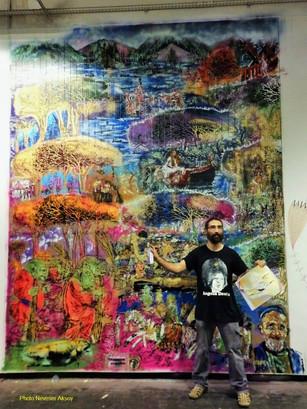 Artiste Ouvrier, entre art urbain et poésie ...