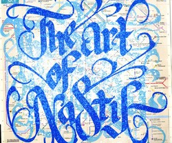 Nasty calligraphie