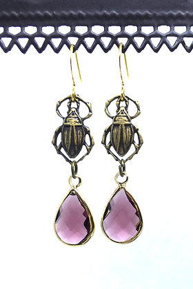 Scarab purple drop