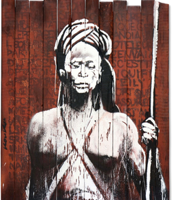 peinture Kouka
