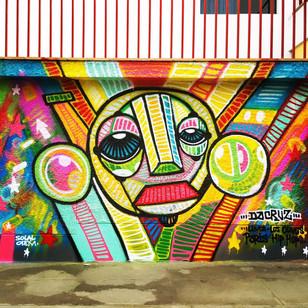 Tour du monde Street Art