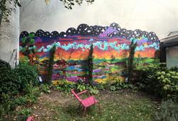 Fresque Popay