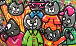Chanoir comics chats