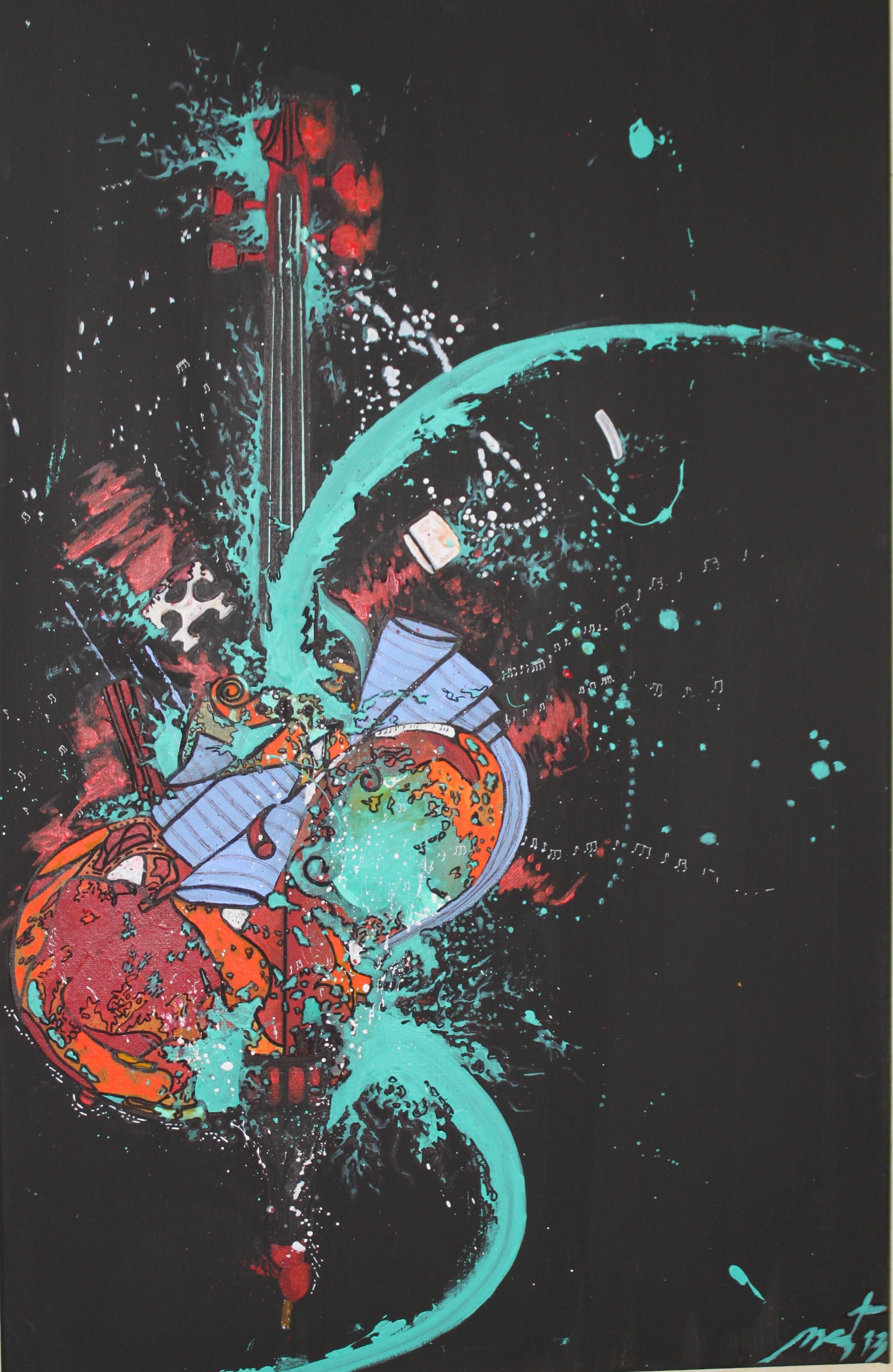 Nathalie Junis Art Dmp oeuvre