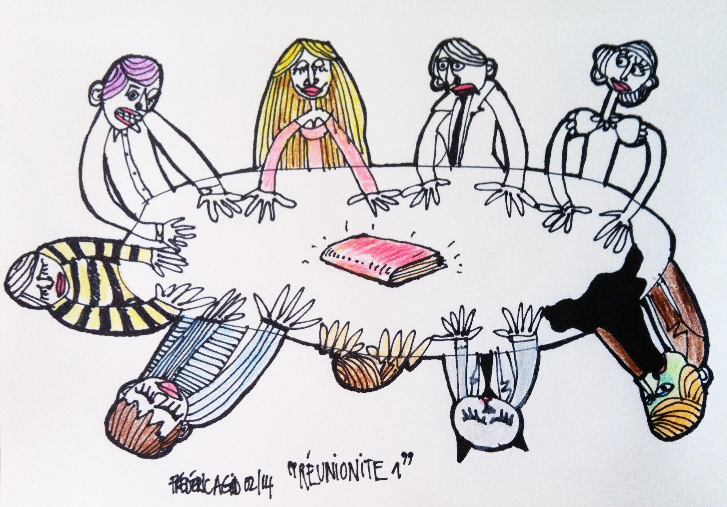 Fred Agid table