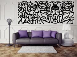 Fresque Lousi Bottero