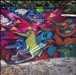 fresque Alexone