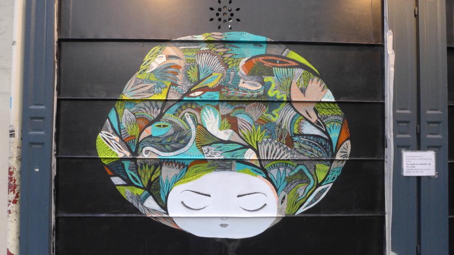 Solylaisse fresque tropicale