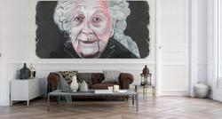 Ernesto Novo fresque maison lpm 2
