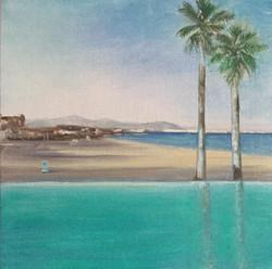 peinture Frédérique Bertin