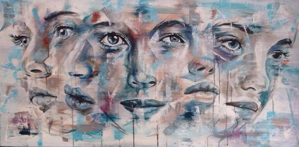 fresque murale Antoine Stevens