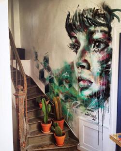 fresque Antoine Stevens