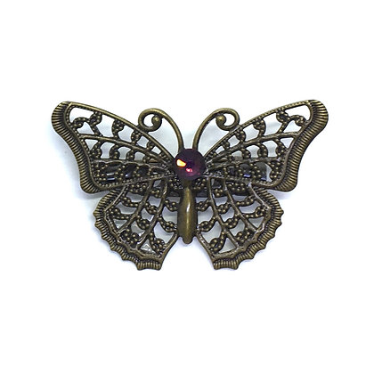 Brooch Butterfly 1