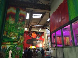 1000 m2, entre Graffiti et Hip Hop...