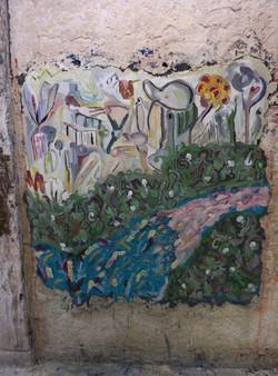 Natacha Guiller peinture paysage