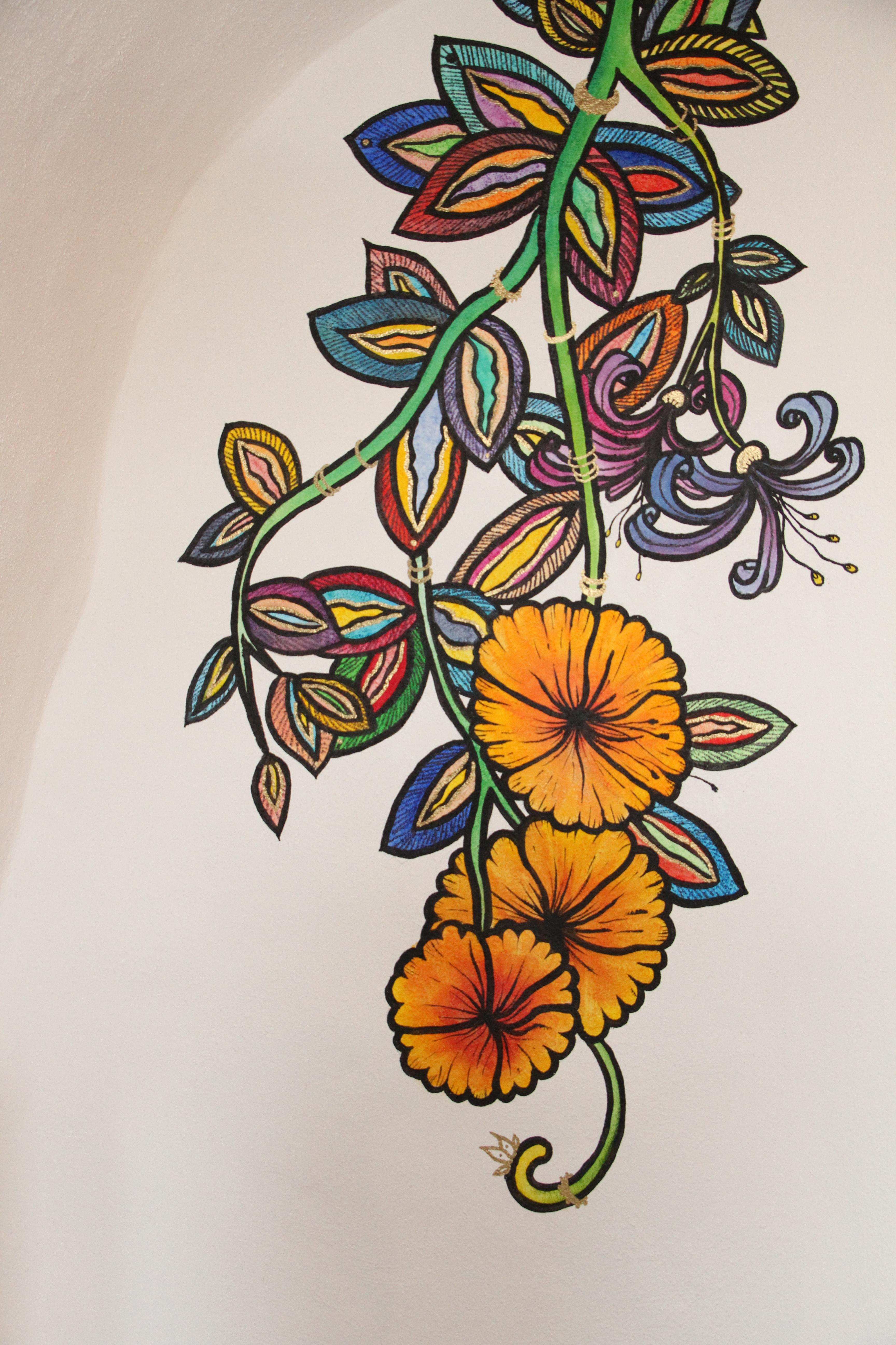 Michael Relave fleur